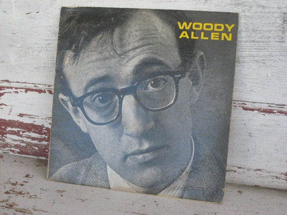 Woody Allen Lp Album Colpix Live At Mister Kelly S In