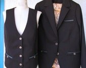 Women's Three Piece Suits----For Business, Sport, and Lesbian Weddings