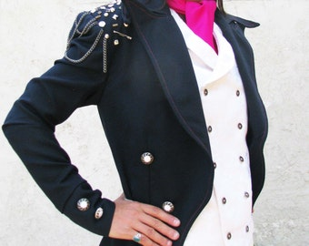 Amazing Custom Tailcoats---For Women