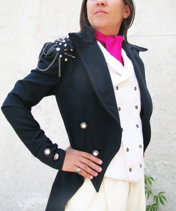 Amazing Custom Tailcoats---For Women by VigilanteLabs steampunk buy now online