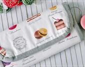 Les Macaron Purse - Sweet Cream