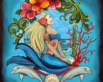 Chic of the Sea, by Melody Smith