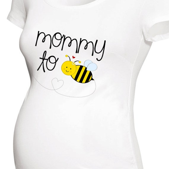 Mommy to bee pregnancy announcement shirt short or long sleeve