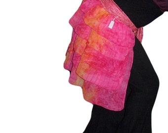 Ruffle Wrap Skirt Handmade