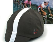 Tempo Bianco Cycling Cap