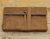 Lenovo Leather Sleeve - SPIN ME AROUND (Organic Leather)