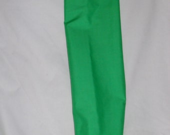 Kelly Green Grocery Bag Holder