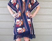 Cuauhtemoc Aztec Shawl