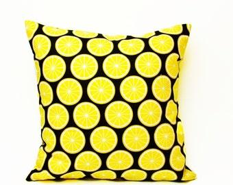 Lemon Slice Pillow Case - Home Decor - Pillow Case