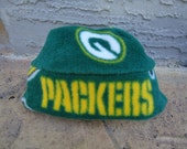 Green Bay Packers NFL Fleece Hat - Sizes Newborn Baby, Children and Adult Men