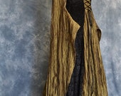 Ariadne, a Pagan, Medieval, Wiccan, Pre-Raphaelite  Dress Custom made and Perfect for Hand Fastings.