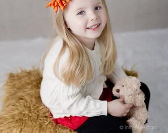 Pumpkin Corker Bow