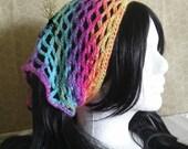 Pastel Rainbow Kerchief