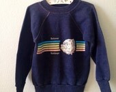 Vintage kids sweatshirt