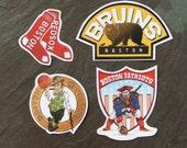 New England Sports - Sticker Pack