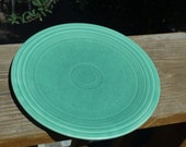 Fiesta Light Green Vintage Luncheon Plate