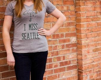 I Miss Seattle Women's T-shirt