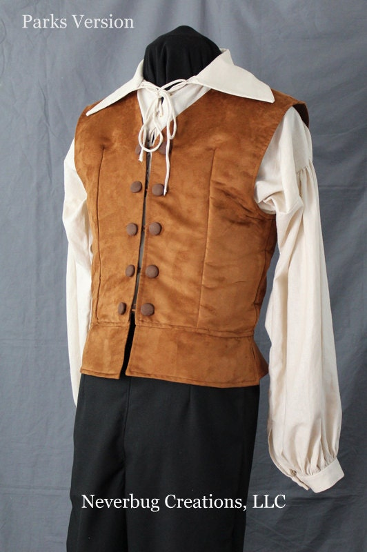 Prince Eric Costume Two Versions