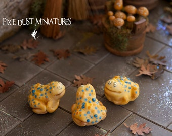 Yellow Fairytale Cane Toad - Fairytale Range