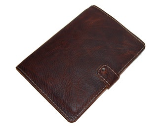 iPad Air Case Distressed Cowhide Leather
