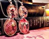 Flower Fairy Necklace