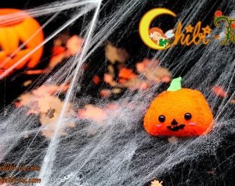 Brooch Pumpkin Halloween