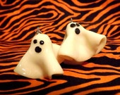 Ghost Halloween Dangle Earrings - jcoolcreations