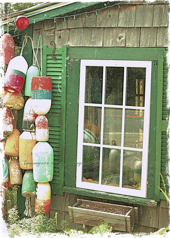 lobster buoy s cottage decor maine photography
