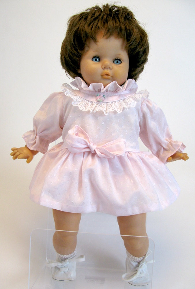 Vintage Doll Zapf 1982 By Zapf Puppen German