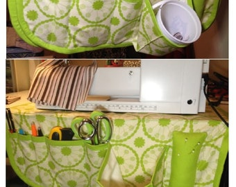 Travel Sewing Tool Caddy Pattern