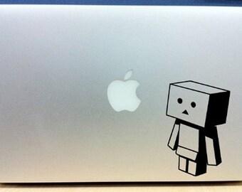 Danbo Macbook - Vinyl Macbook / Laptop Decal Sticker