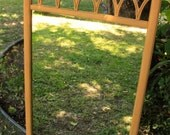 Vintage Refurbished French Country Shabby Chic Mirror