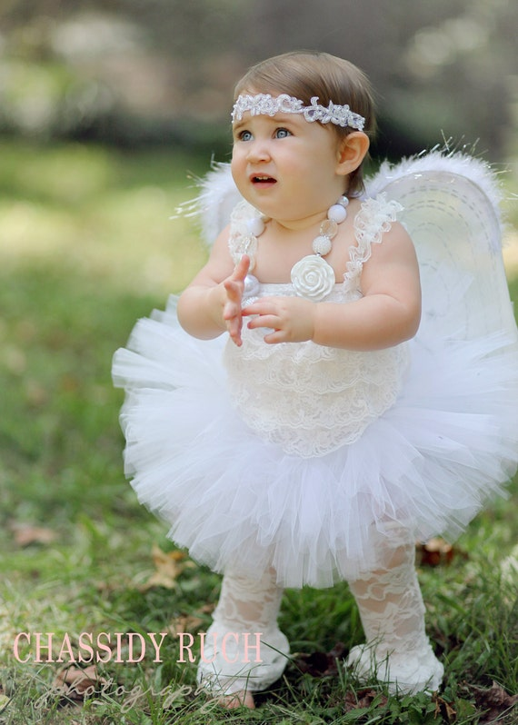 angel halo halloween costume tutu cute angel by wrenandribbon