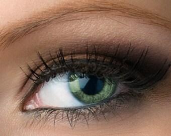 """Matte Dark Plum Brown Eyeshadow - """"Kingdom"""" - Vegan Mineral Eyeshadow Net Wt 2g Mineral Makeup Eye Color Pigment"""