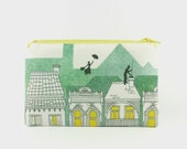 Mary Poppins - Small zipper pouch