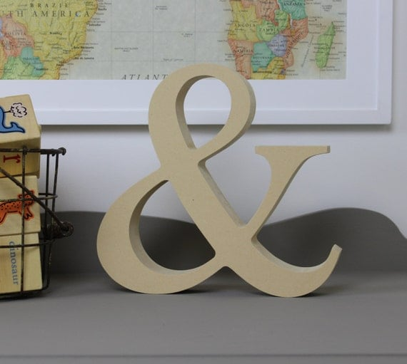 Toys Are Us Search : Letters free standing wooden letter unfinished wood