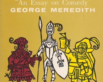 Comedy featuring essays by Henri Bergson and George Meredith, cover by Ellen Raskin