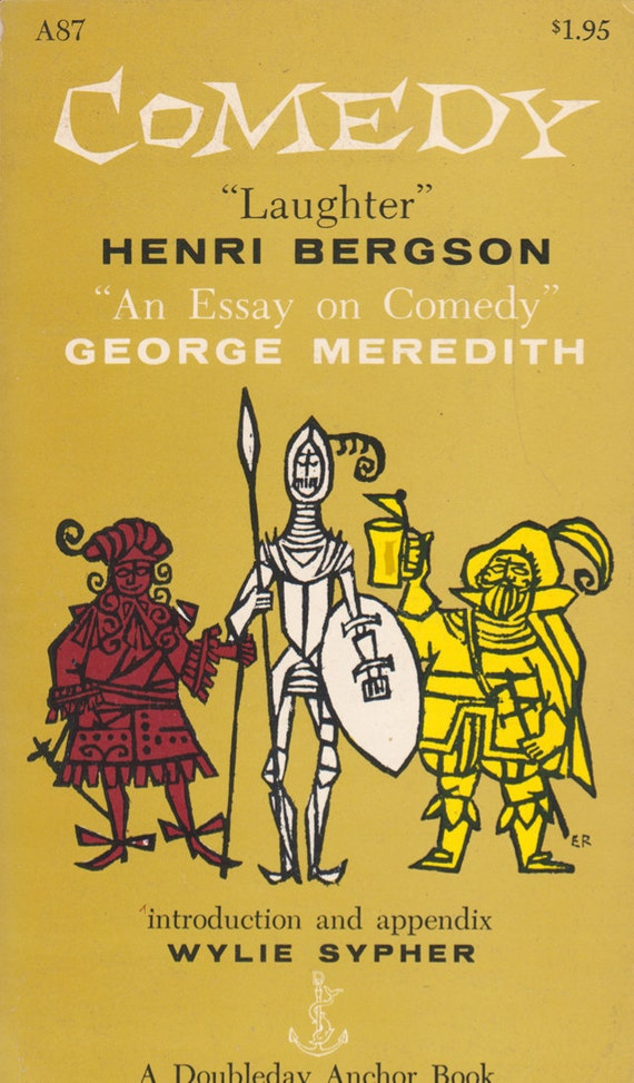 essay on comedy george meredith Discover librarian-selected research resources on george meredith from the   an essay on comedy: and the uses of the comic spirit by george meredith.