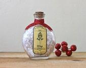 Elf Christmas Magic Glitter Sparkle Snow Decorative Winter Bottle pixie fairy dust gift under 20