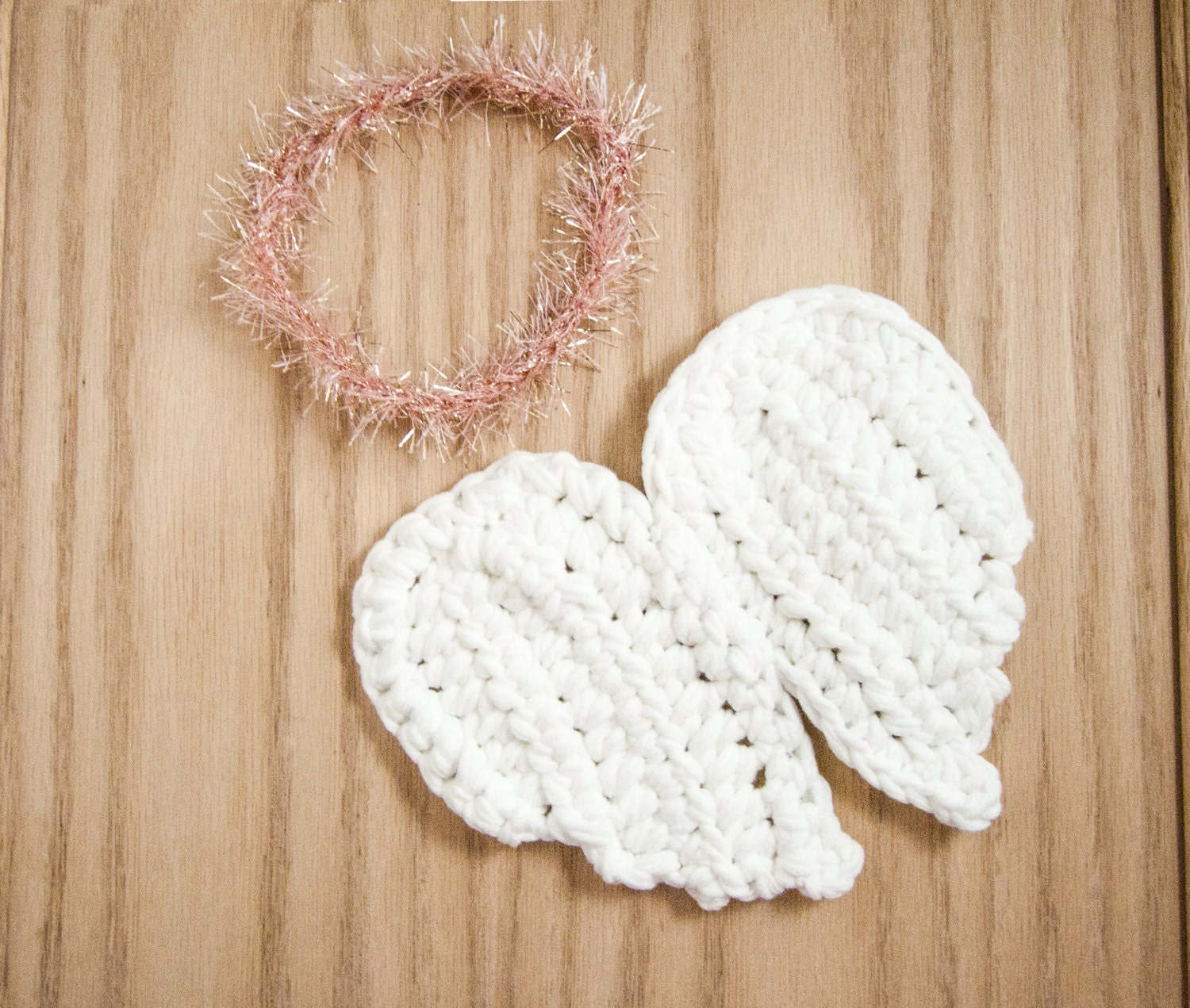 Crochet Pattern Angel Wings : Request a custom order and have something made just for you.