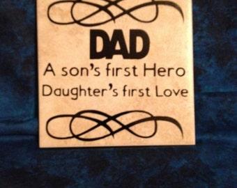 Dad's Tile