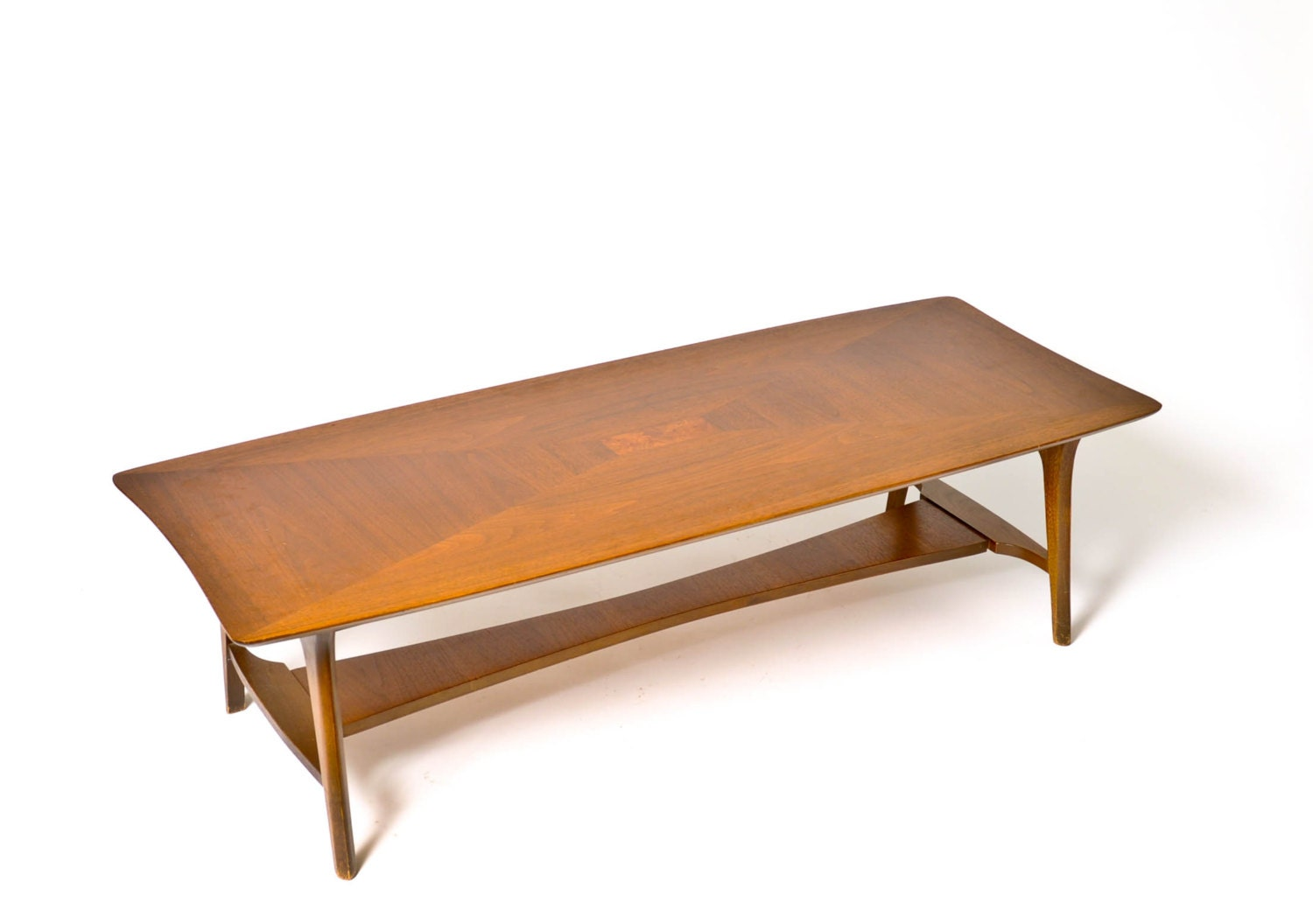 Mid Century Modern Coffee Table Vintage Cocktail Table