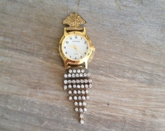 Watch Pendant Watch Necklace Timepiece