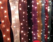 SALE10%OFF 2 Sets of 35 Lights Hanging Cotton Yan 1.5m (9 Colour Option) Fairy String Party Patio Wedding Gift Bedroom Holiday Hanging Decor
