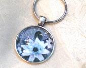 Lucky Lotus Keychain Handmade Accessories & Jewelry