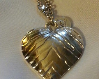 The Durga Heart necklace. Limited Availability.