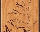 NORTH PATAGONIA RIVERS Ma...