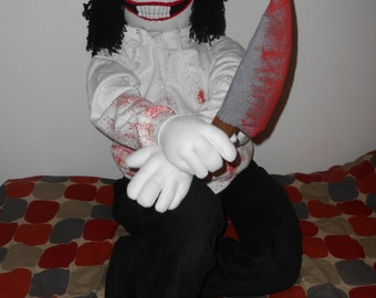 Full Jeff the Killer Life Size Doll