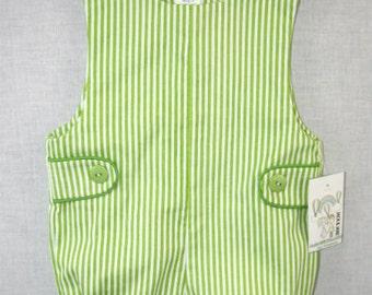 Baby Jon Jon | Jon Jon Outfit | Baby Boy | Shortall Longall | Newborn Boy Clothes |Easter Outfit | Newborn Twin Outfit |Boy John John 291767
