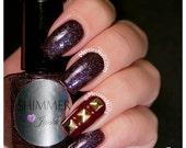 Shimmer Nail Polish - Jacki